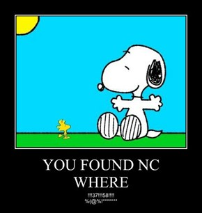 YOU FOUND NC WHERE