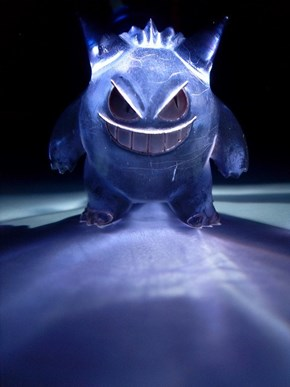 If Gengar Was An Ice Type...