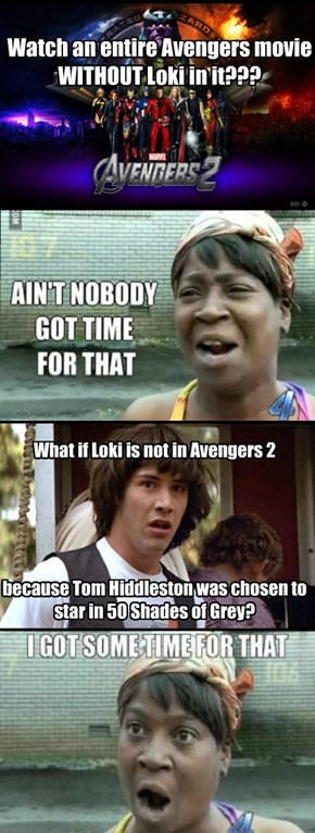 No Loki in Avengers 2?