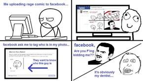 Facebook tags Derp