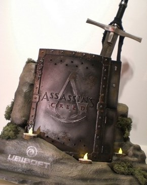 Assassins Creed PS3 CaseMod