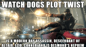 This Better Not Happen in Watch Dogs
