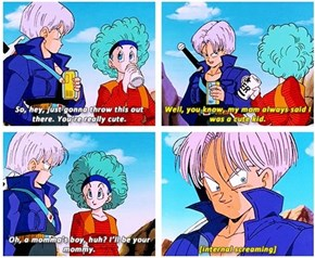 Run Trunks, Run!