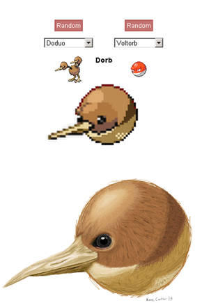 Dorb, I Choose You!