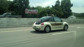 Tennessee Has New State Trooper Cars