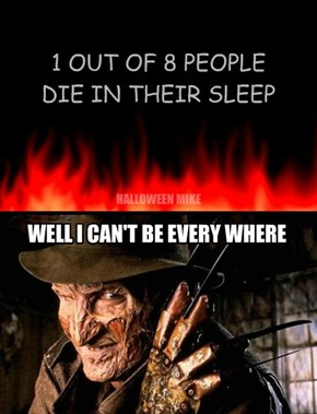 People die in their sleep