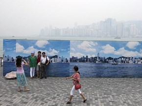 This is How You Solve Your Smog Problem for Tourism