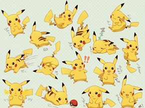 Pikachu's Emotions