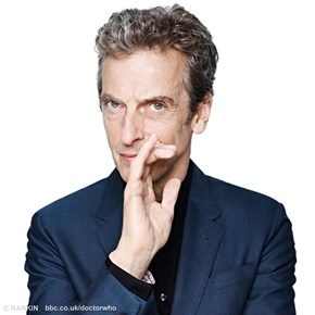 Welcome Number 12, Peter Capaldi