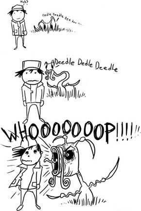 Delelele Woop!