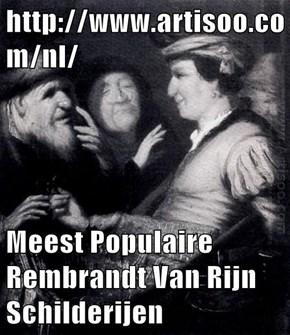 http://www.artisoo.com/nl/  Meest Populaire Rembrandt Van Rijn Schilderijen