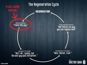 To Those of You Who are Not Crazy About the New Doctor