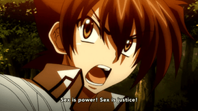 You Tell 'em Issei!