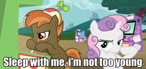 This explains the Sweetie belle RPer