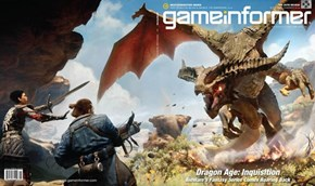 Game Informer's September Issue Will Highlight Dragon Age: Inquisition