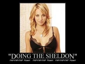 Sheldon Is a Dirty Birdy