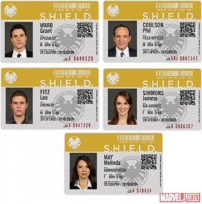 Badges!? S.H.I.E.L.D. Don't Need No Stinking Badges
