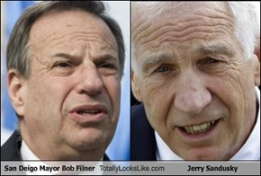 San Deigo Mayor Bob Filner Totally Looks Like Jerry Sandusky