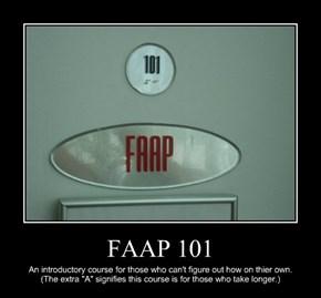 FAAP 101