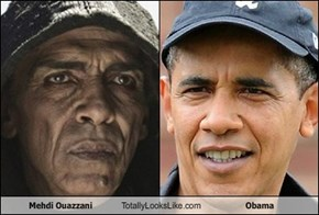 Mehdi Ouazzani Totally Looks Like Obama