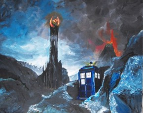 """Who Simply Walks Into Mordor"""