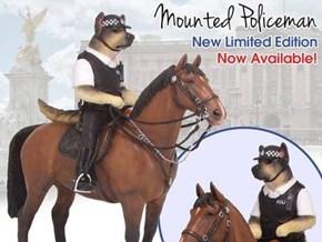 Officer On Patrol