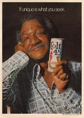Red Foxx Is Quite Unique