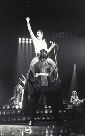 Freddie's Gone Over to the Darkside