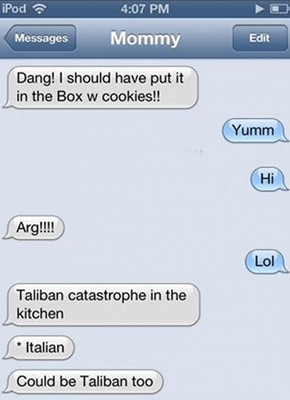 Kitchen Catastrophe