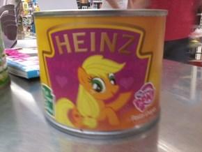 Heinz Tinned Pony