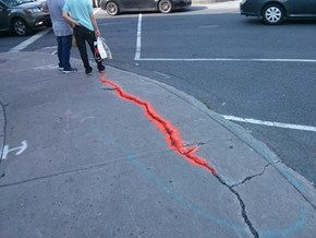 Sidewalk Repair