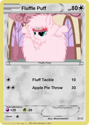 Pony Cards? Challenge Accepted