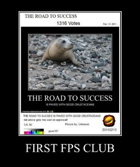 FIRST FPS CLUB