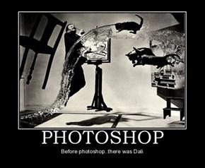 Photoshop Dali