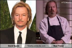 David Spade Totally Looks Like Neal Fraser