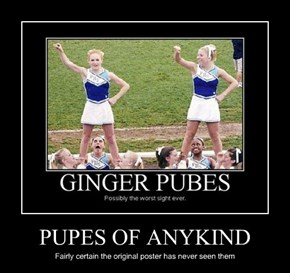 PUPES OF ANYKIND