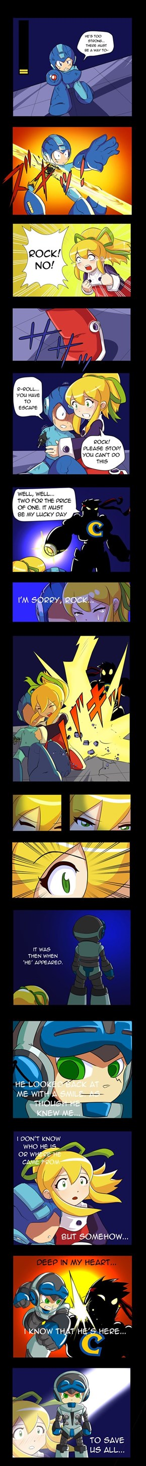 Mighty No. 9 Save Us All