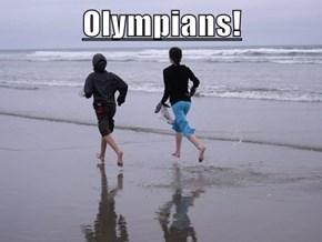 Olympians!