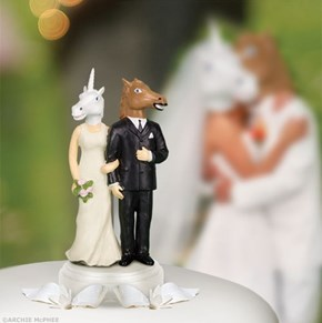 Finally, a Wedding Archie McPhee Can Get Behind