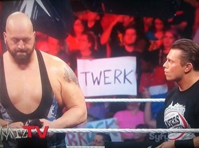 The WWE Just Wants to See Those Booties Shake