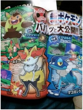 STARTER EVOLUTIONS ARE HERE!