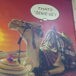 What a magical pun!