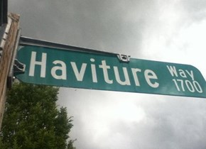 This Street isn't Very Picky