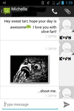 Olive Fart Love?