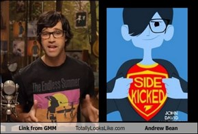 Link from GMM Totally Looks Like Andrew Bean
