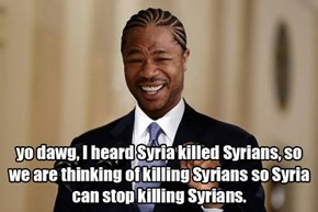 The Syrian Crisis in a Nutshell