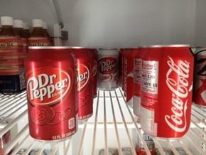 A Real Life Soda Popularity Chart