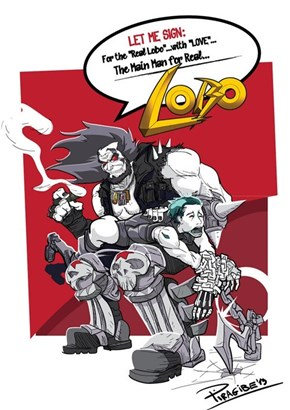 Even Lobo Doesn't Like the New Lobo