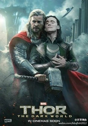 Thor - The Really Really Dark World