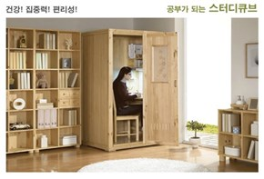 The Korean Study Cube!